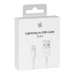 CAVO APPLE LIGHTNING 2M.